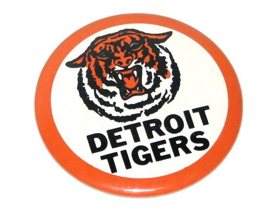 pin detroit tigers on - photo #17
