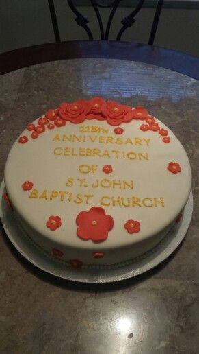 Church Anniversary Cake Images : 301 Moved Permanently