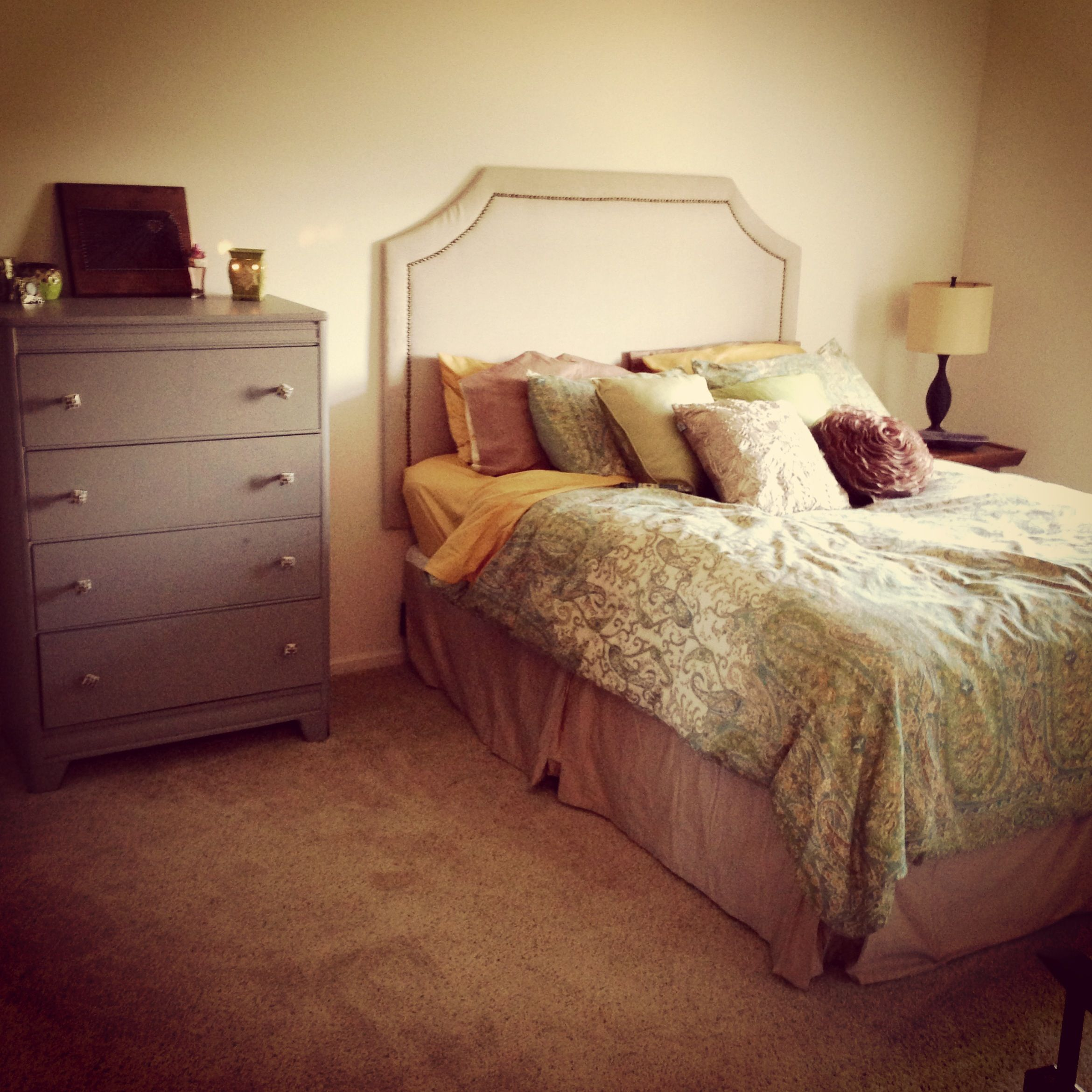 Headboard Diy Home Ideas Pinterest