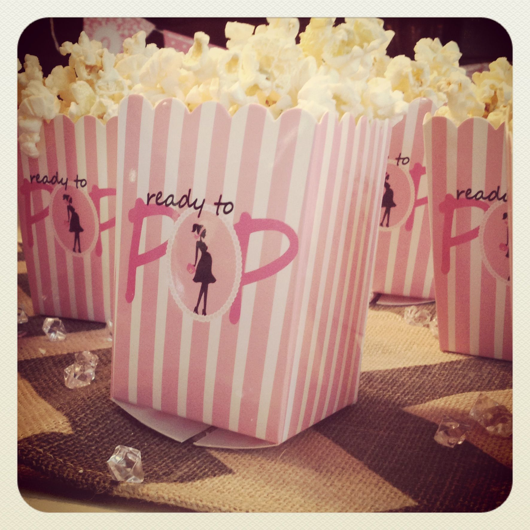baby shower ready to pop parties events ideas pinterest