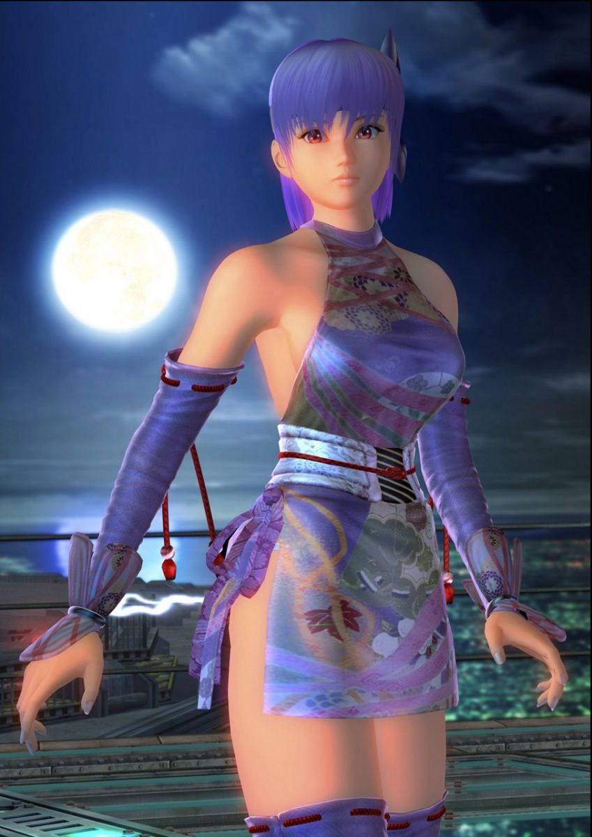 Sexy ayane pictures doa4