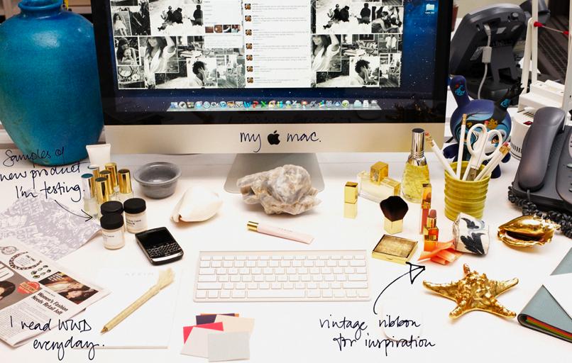 Best Desk Set Up Ever Table Settings Pinterest