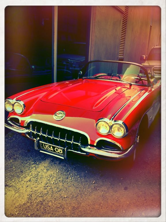 little red corvette scarlet fever pinterest. Cars Review. Best American Auto & Cars Review