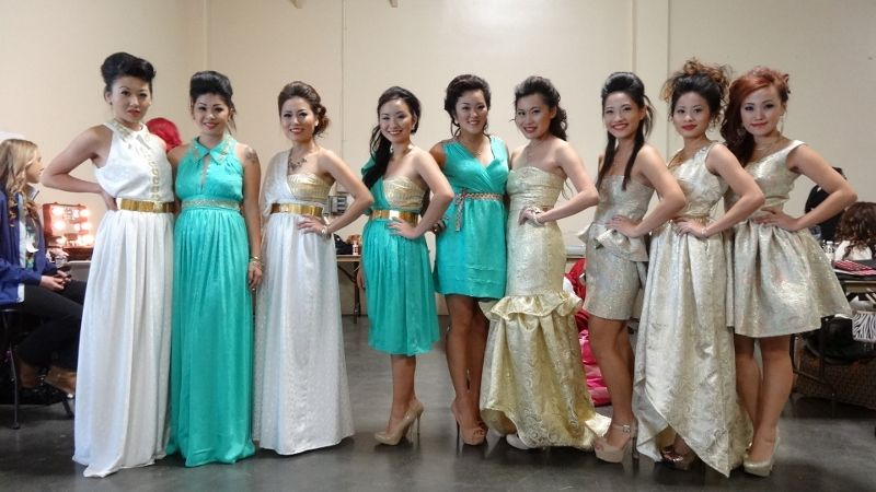 Revived fashion show hmong clothings pinterest