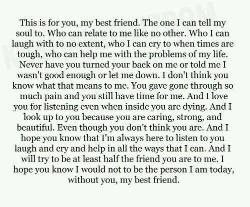 letter to best friend make her cry erkal jonathandedecker com