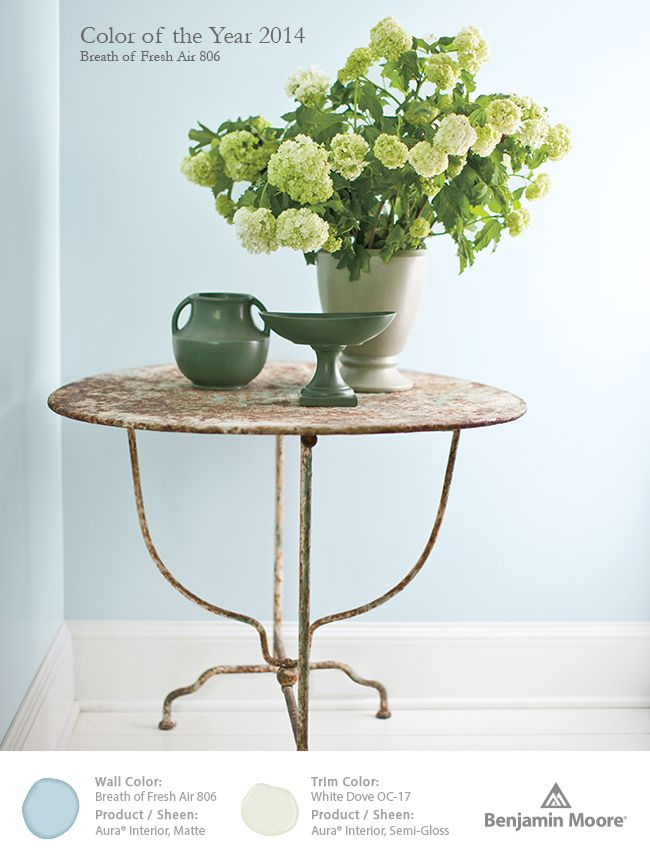 Postcards from the Ridge: Favorite Paint Color ~ 2014 Trends