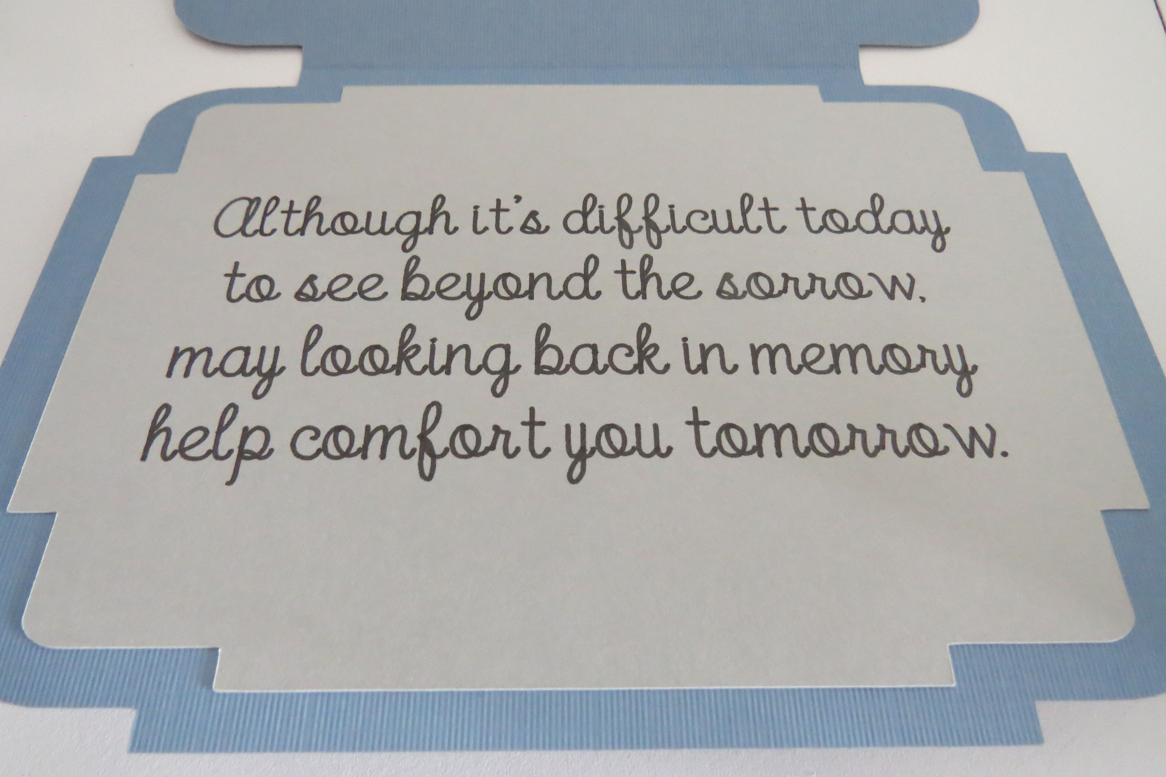 sympathy card card sayings pinterest