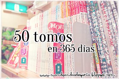 Reto 50 Tomos