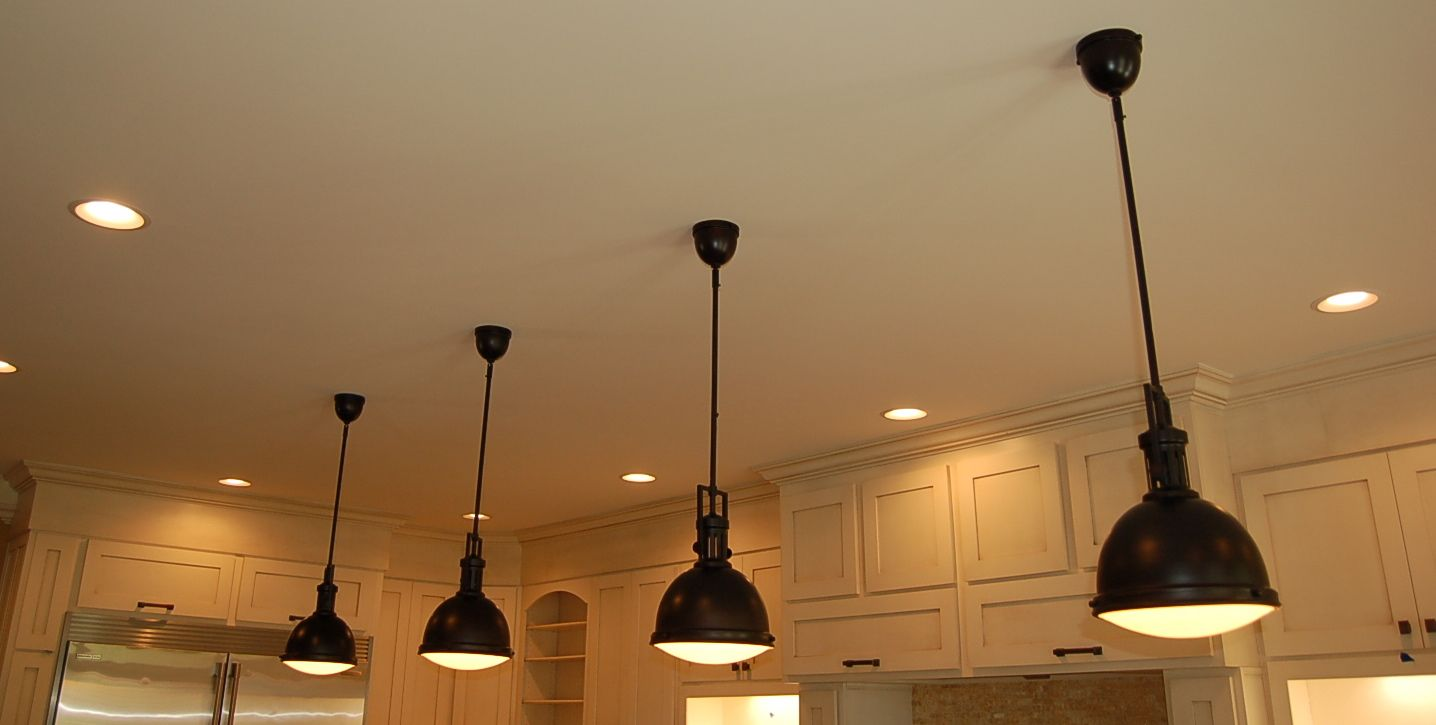 Pendant Lighting In Kitchen Over Island Dream House Plans Pinte