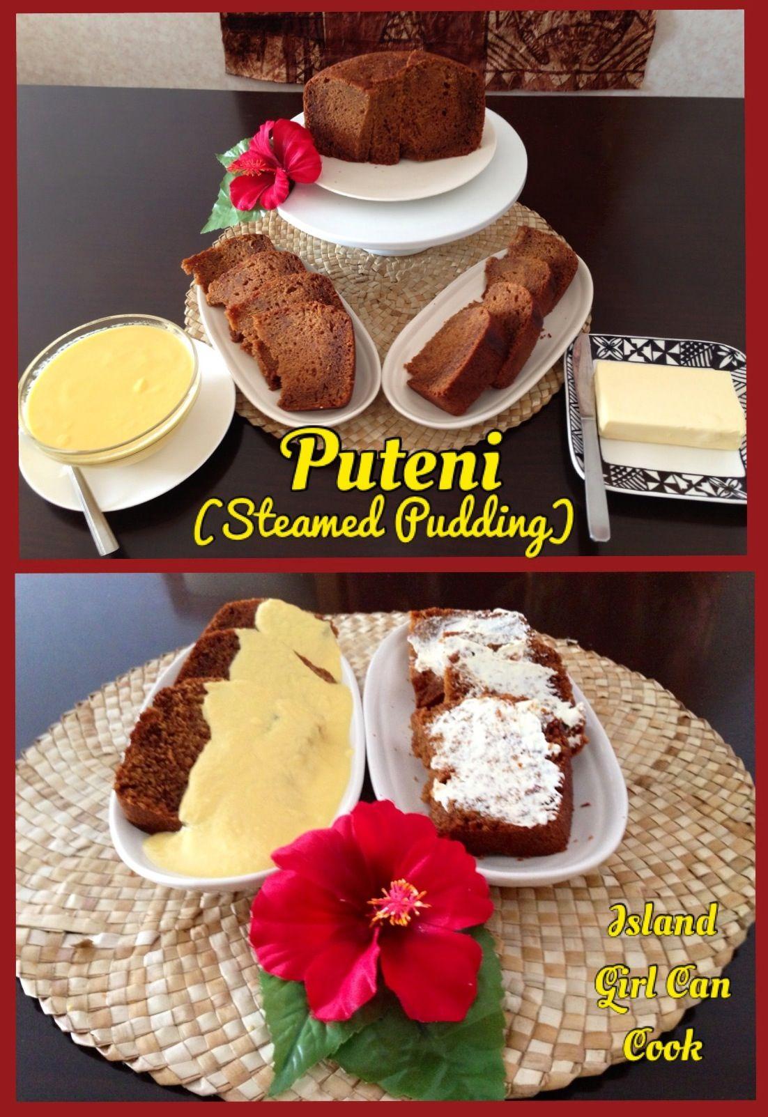 Samoan Steamed Spice Cake | Puligi Recipes — Dishmaps