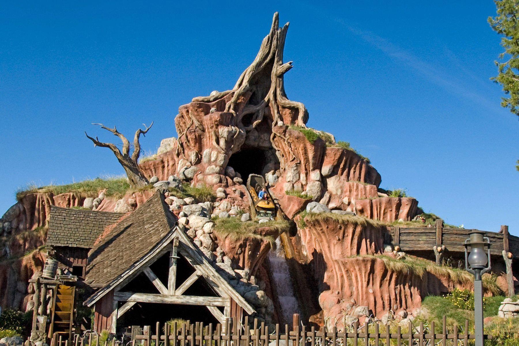Splash Mountain, Disneyland | Disney | Pinterest