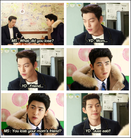 "... HEIRS"" / ""THE INHERITORS"" .. hahahaha | korean drama | Pinterest"