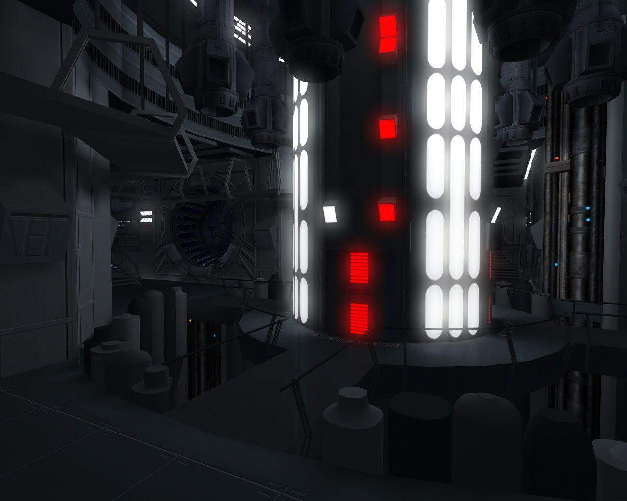 Death Star Board Room