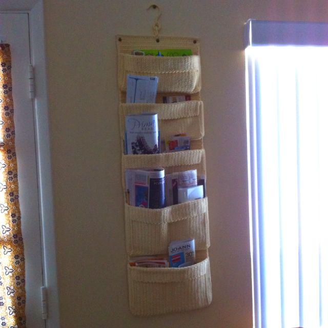 ikea closet organizer to sort mail home and garden pinterest