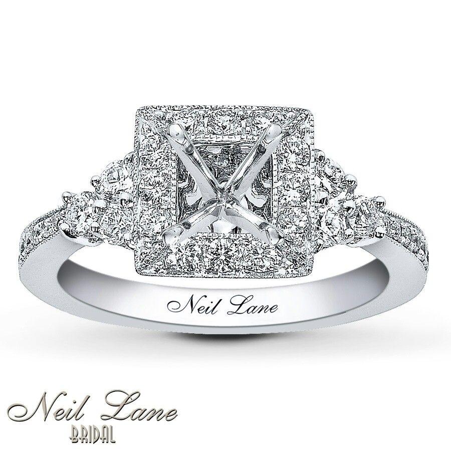 Neil Lane Bridal Diamond Collection Wedding Cake Rings Pinterest