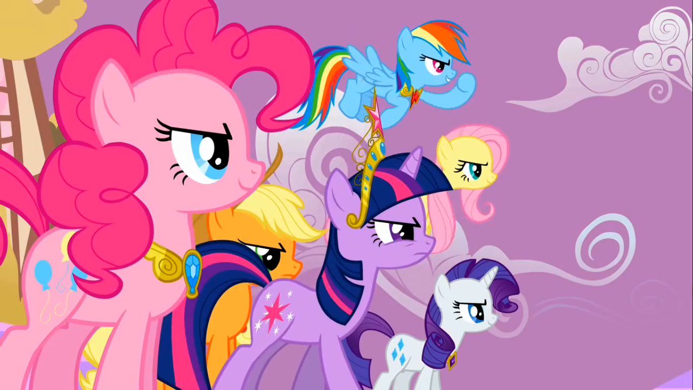 android mane 6 wallpaper - photo #47