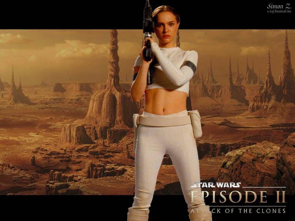 Натали Портман Звездные Войны 18