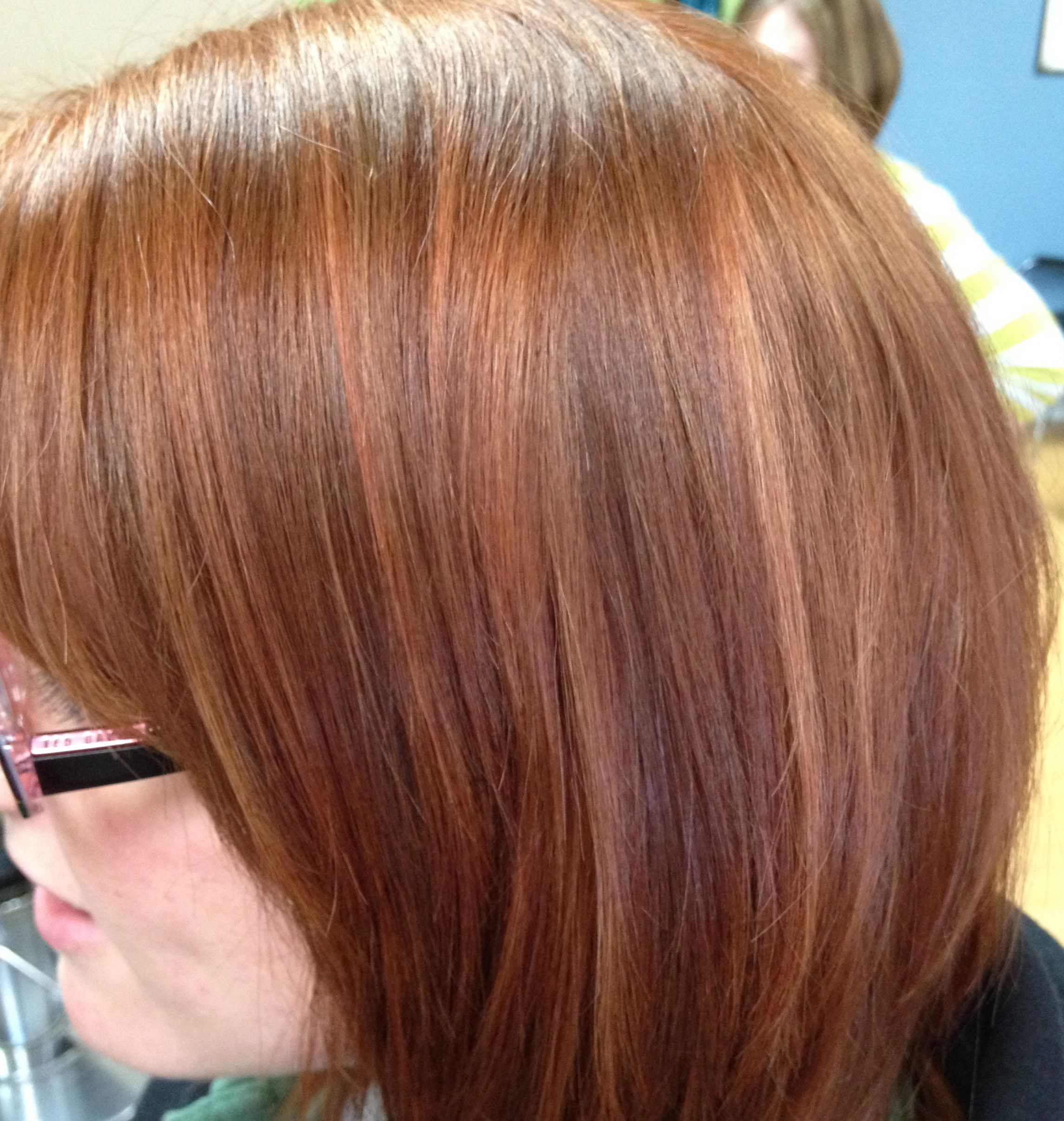 Auburn Highlights  Hair Nails Amp Makeup  Pinterest