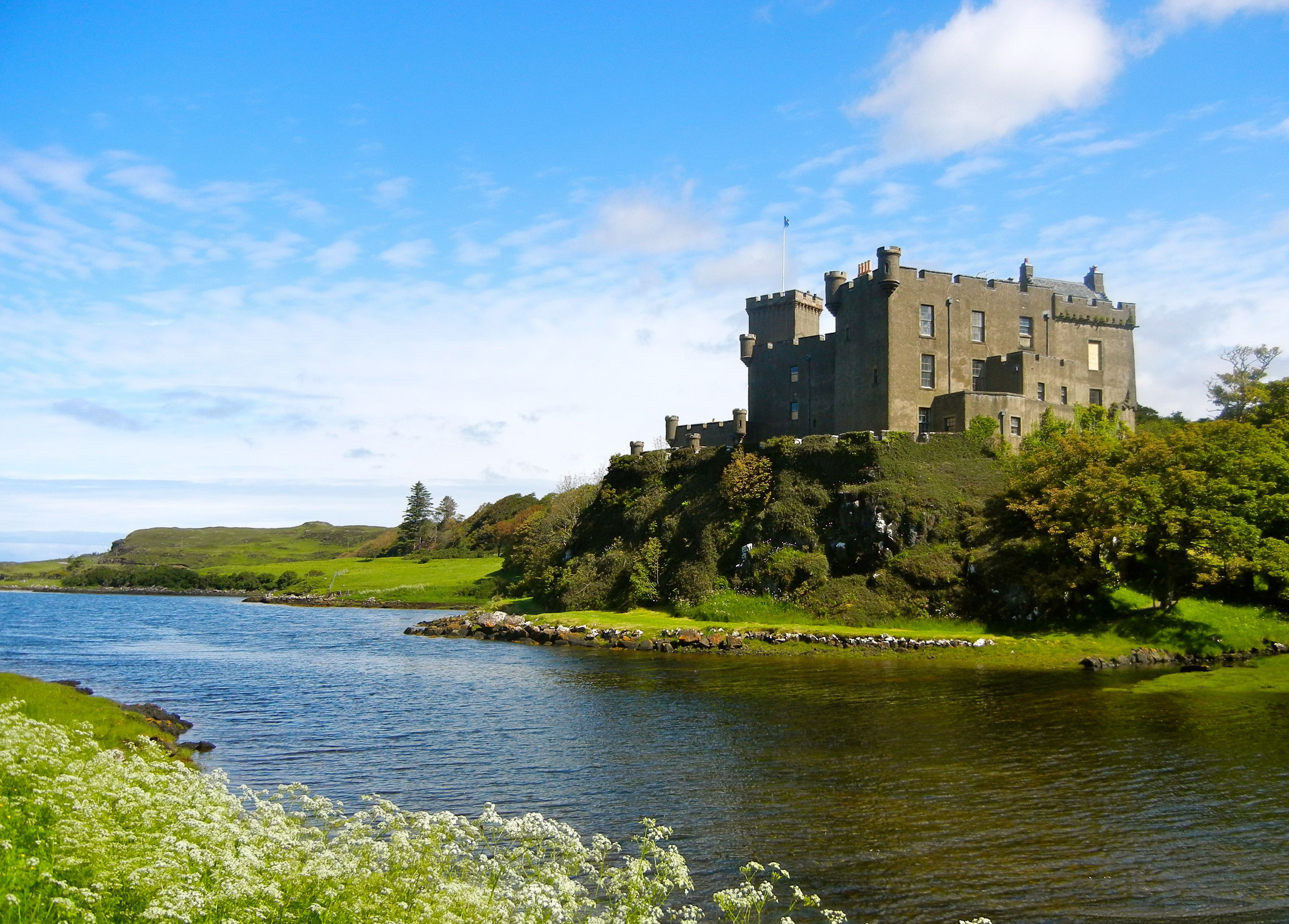 photo of dunvegan castle - photo #35