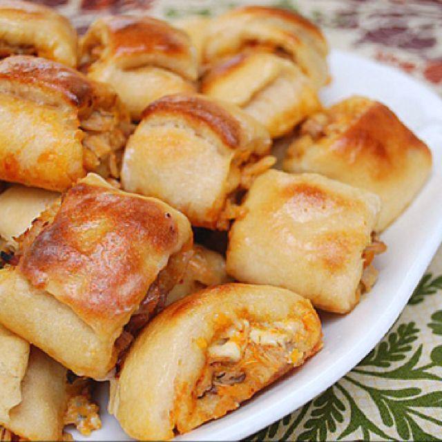 Buffalo Chicken Bites | FOOD | Pinterest