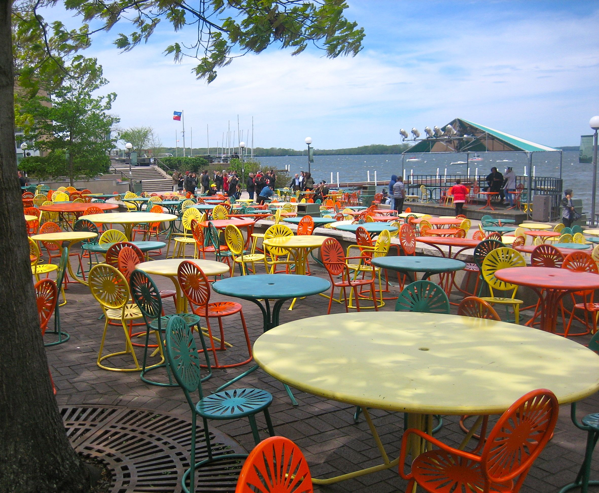 Uw madison terrace favorite places travel pinterest for The terrace madison wi