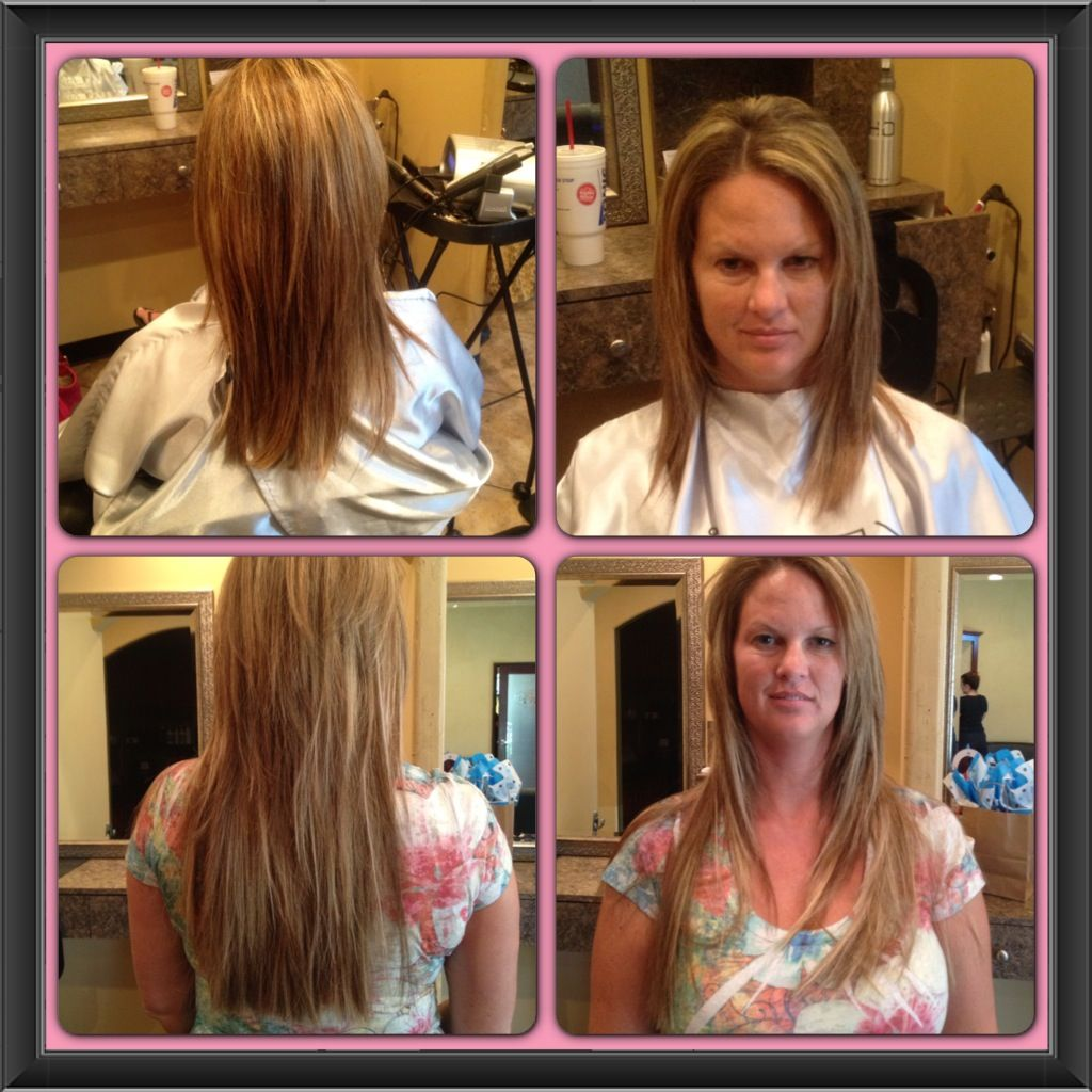 Great Lengths Hair Extensions Tulsa Oklahoma Remy Indian Hair