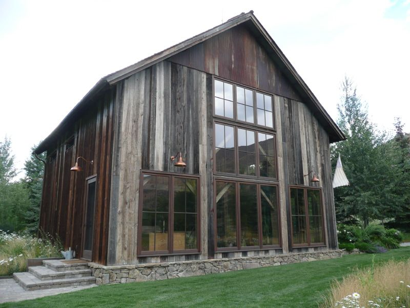 Converted barn in vermont house of my dreams pinterest - Barns converted to houses ...