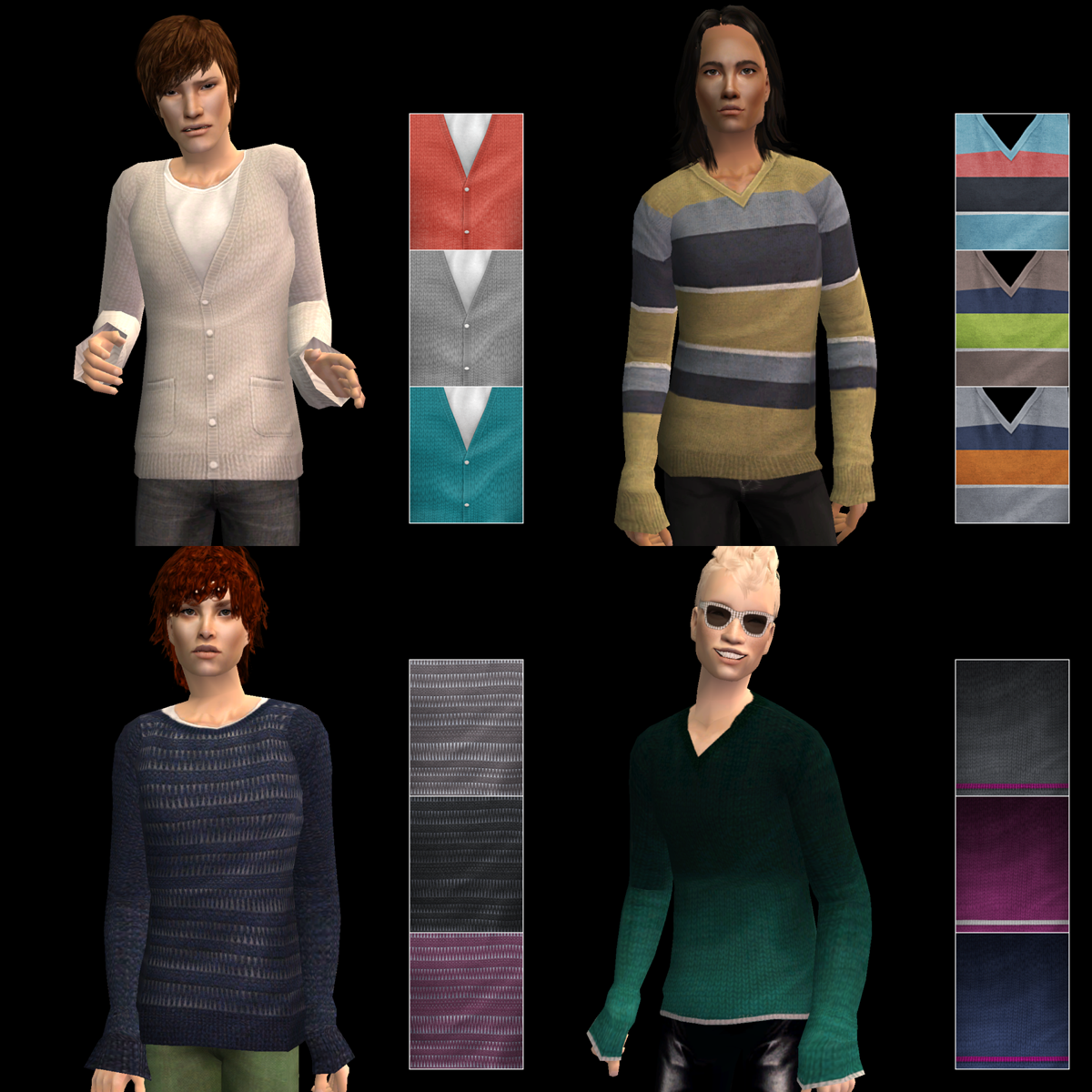 Sims 2 Clothing 36