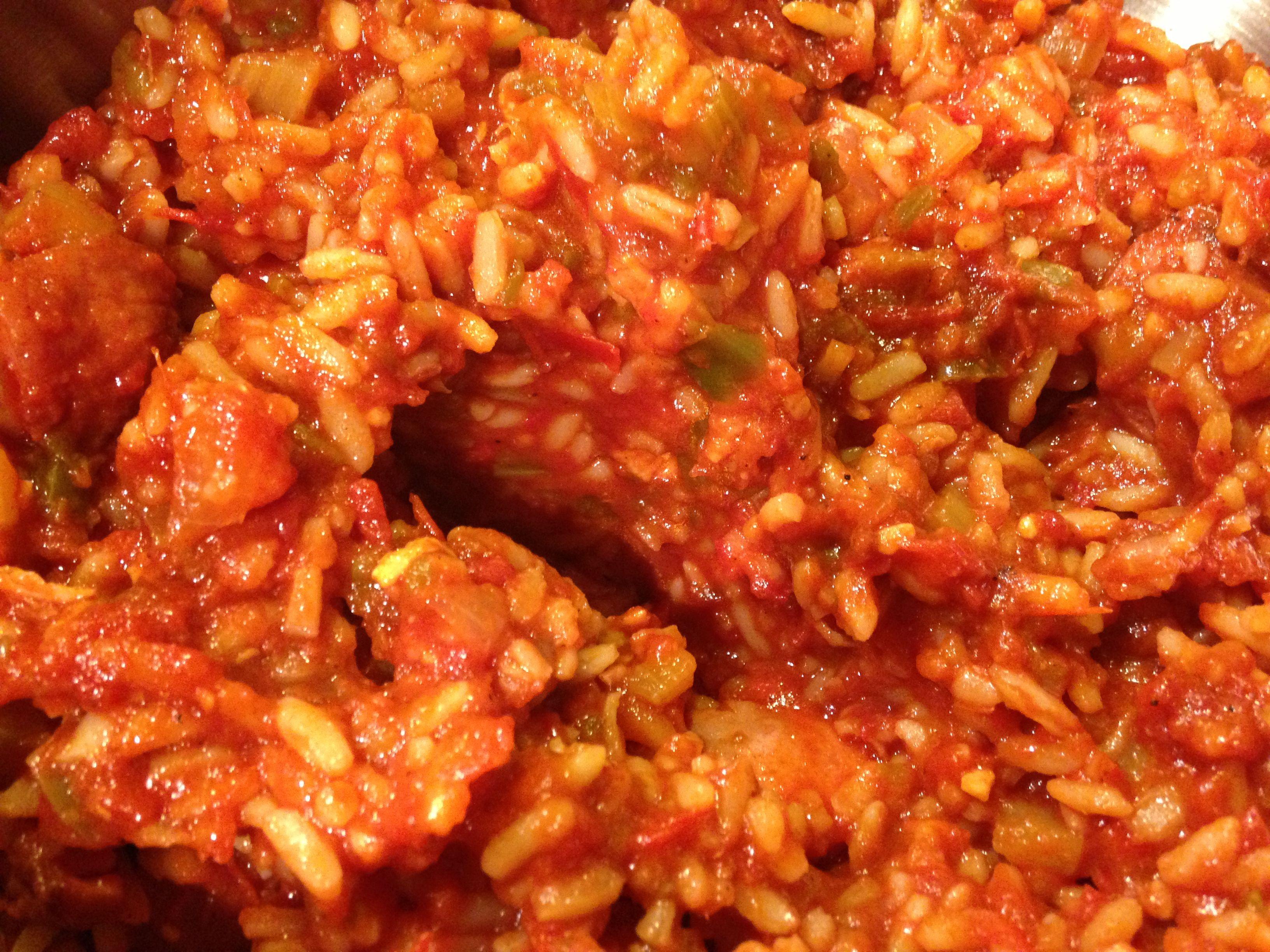 Tomato, Rice, And Andouille Soup Recipes — Dishmaps