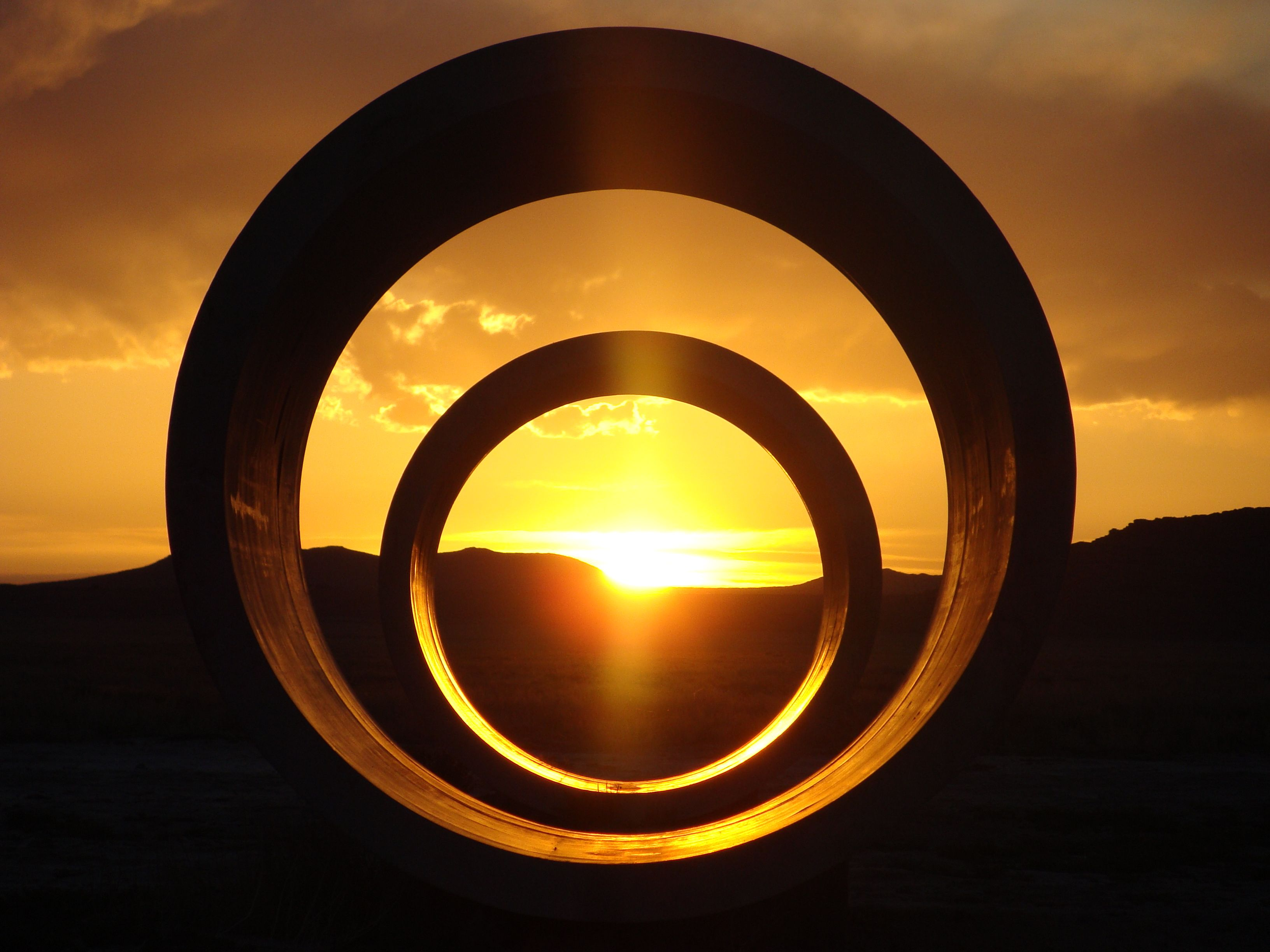 Sun tunnels summer solstice in utah cool stuff for What is a sun tunnel