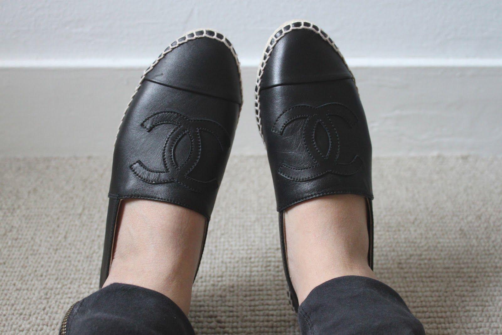 Chanel shoes online shop