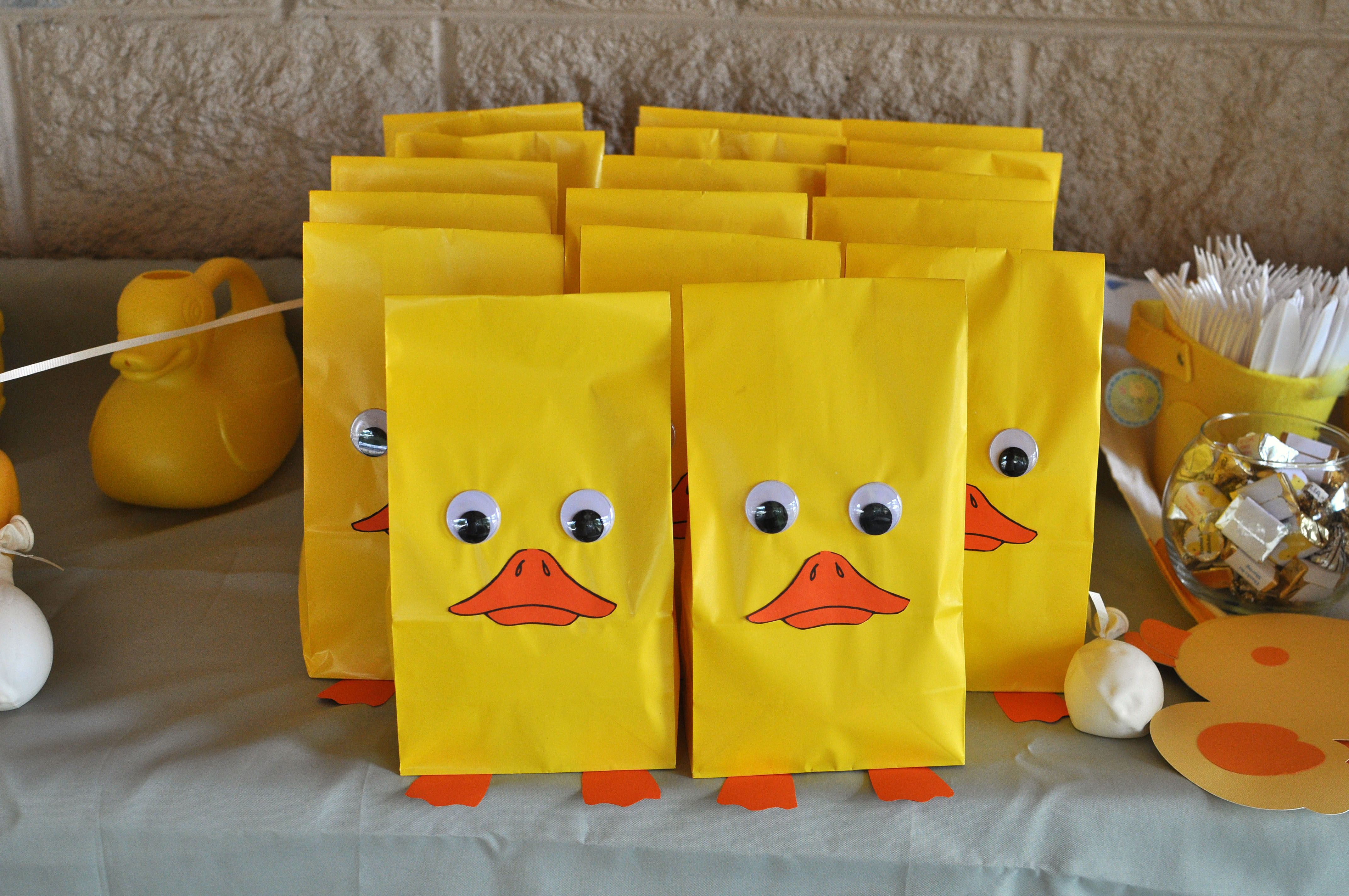 Duck Invitations For Baby Shower