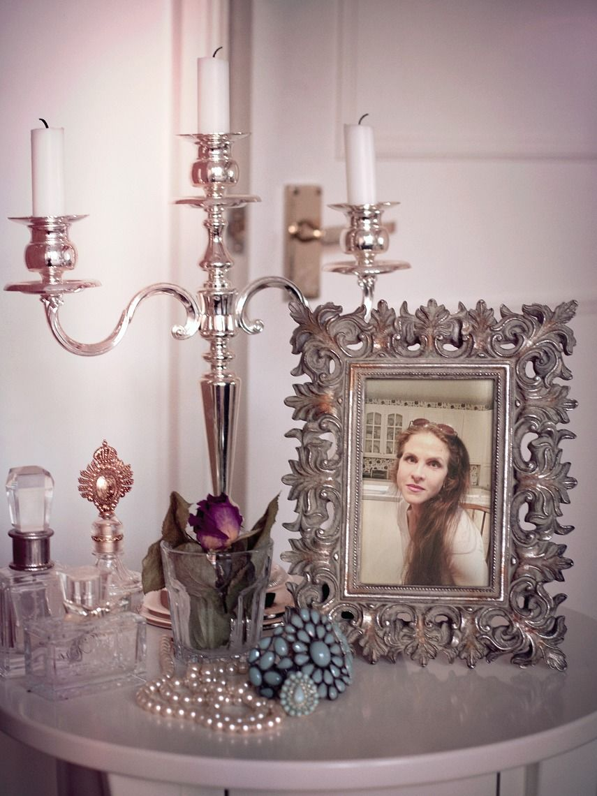 Vintage Frame | Picture frame ideas | Pinterest