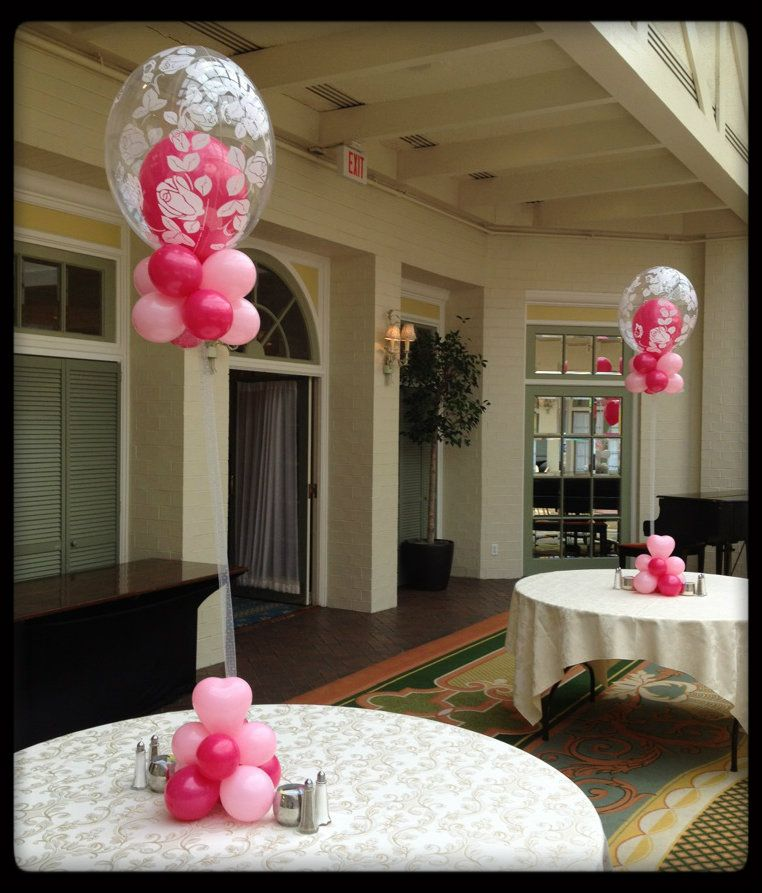 Elegant balloons balloon ideas pinterest