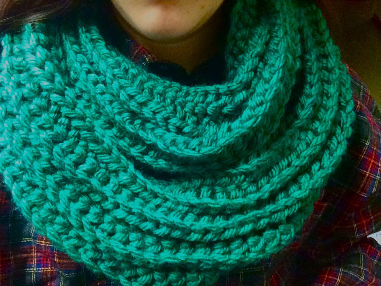 Single Crochet Scarf | www.imgkid.com - The Image Kid Has It!