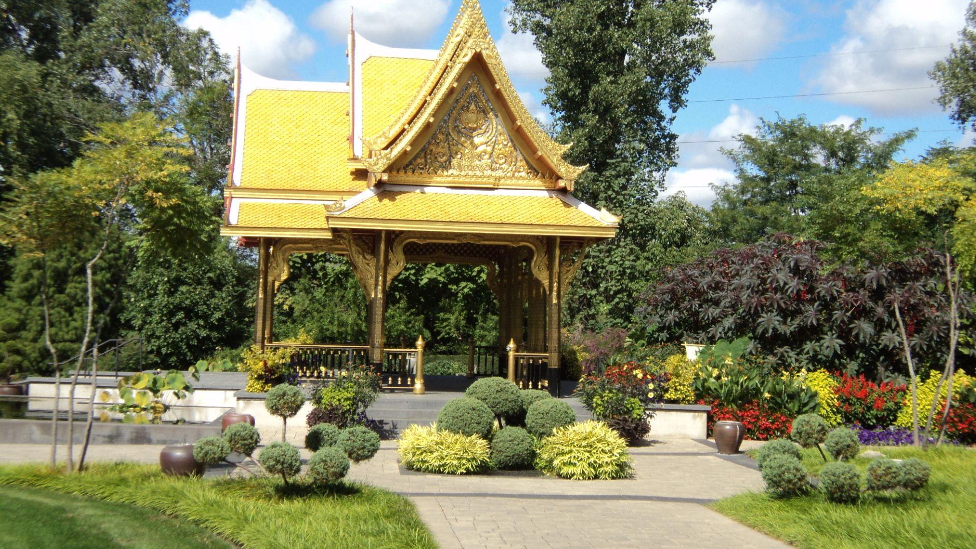 olbrich botanical gardens madison wi favorite places spaces pi