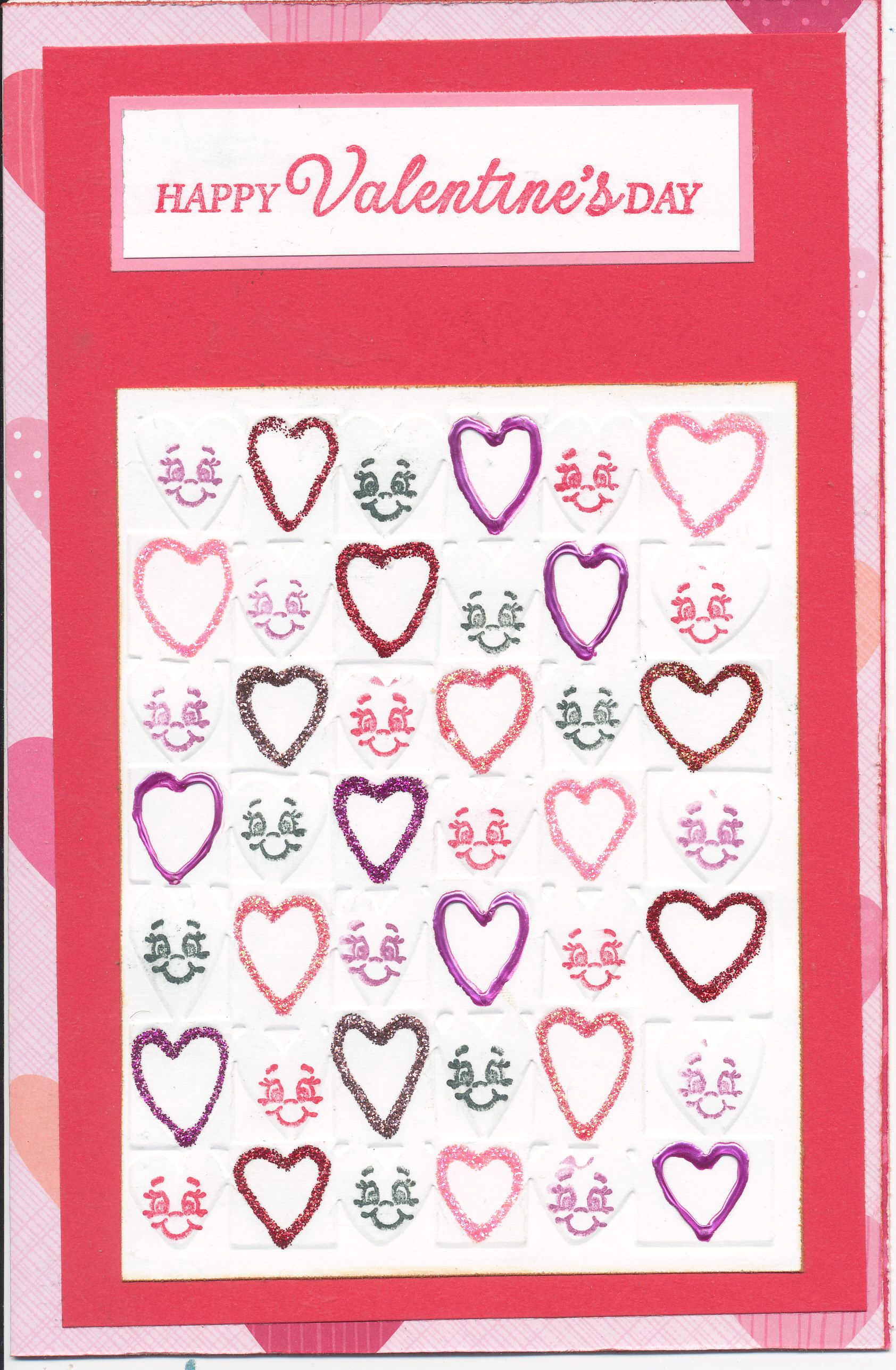 valentine's day cricut projects