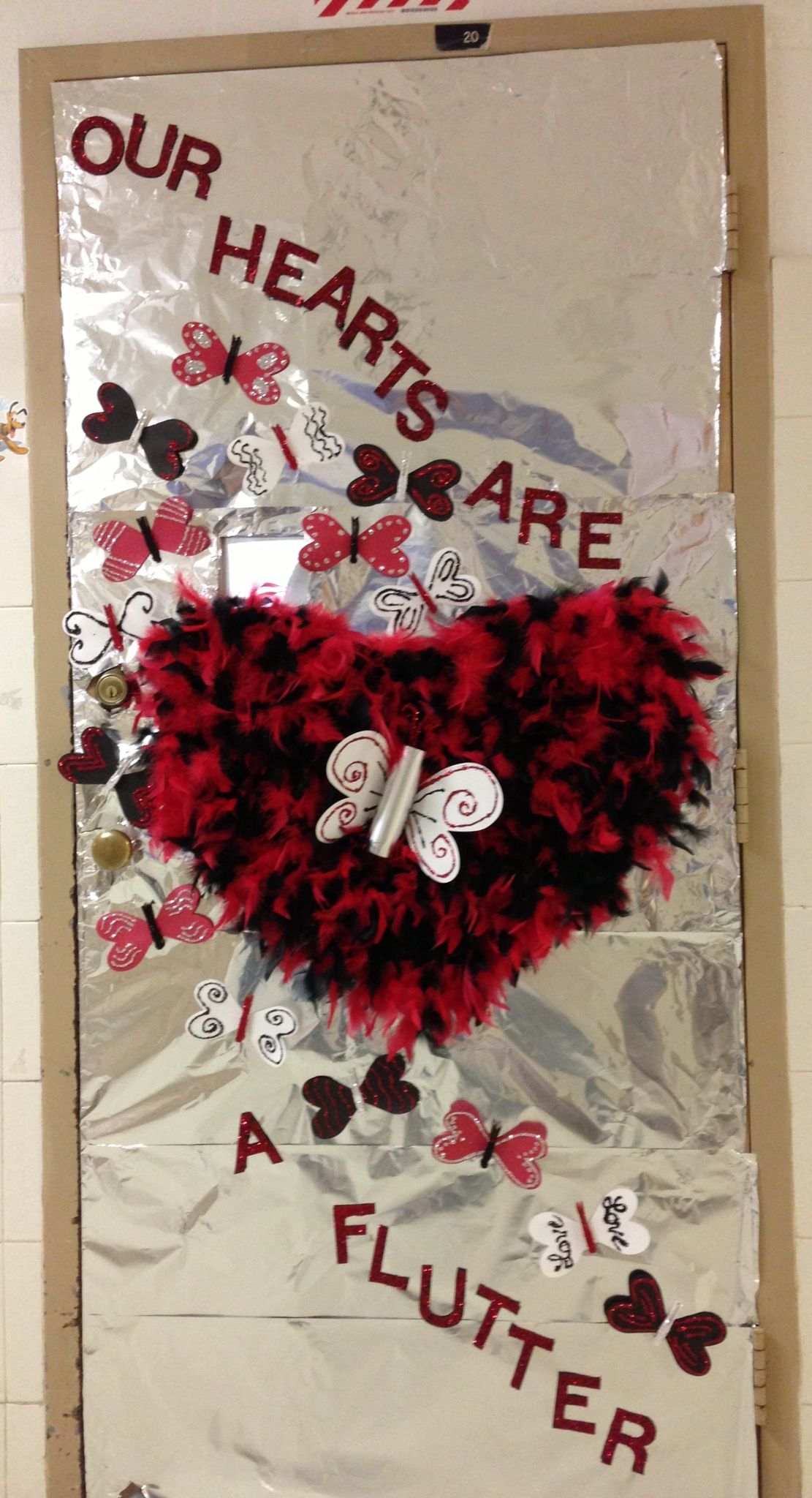 Valentine S Day Classroom Decor ~ Kristybear designs what a pinteresting day