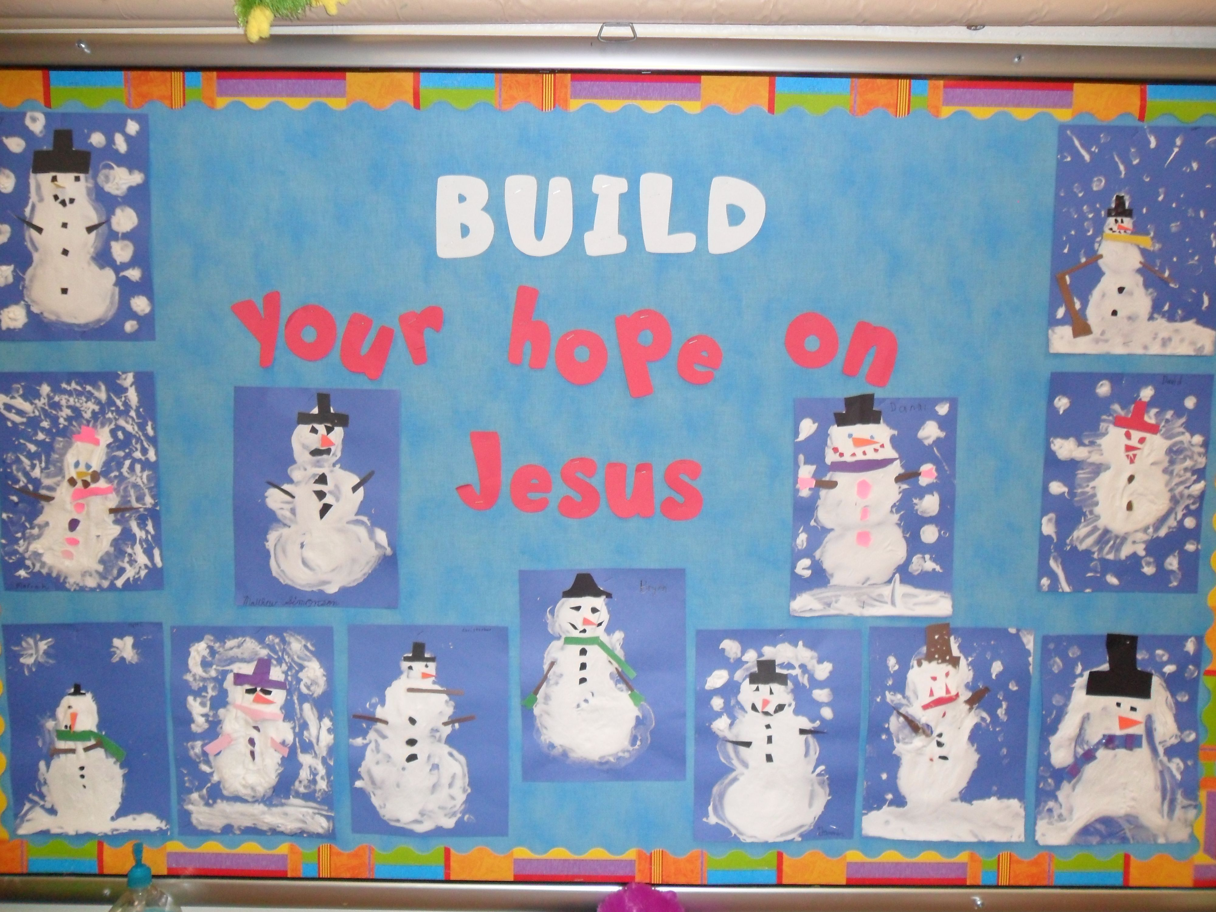 Pin christian winter bulletin board ideas snowman vegetable clip art