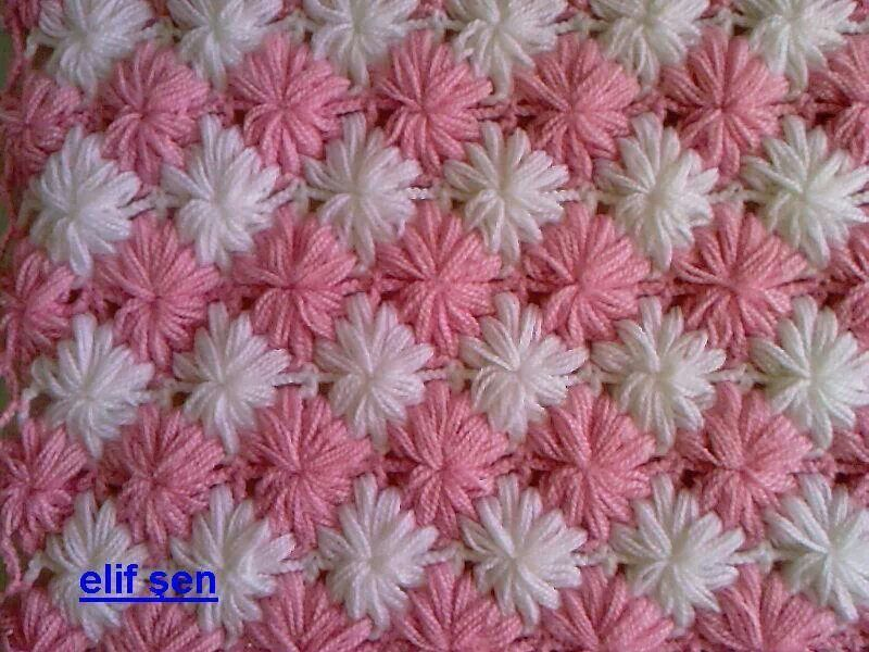 Crochet Patterns English : Beautiful stitch..no pattern in English crochet patterns Pinterest