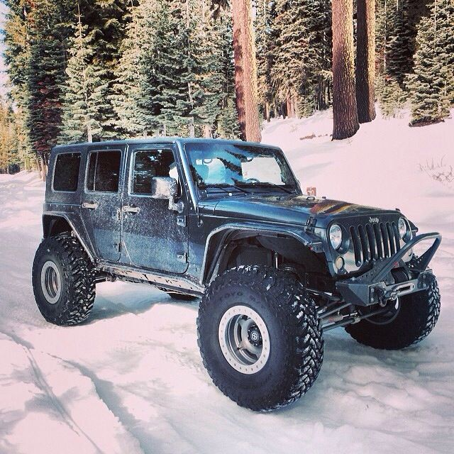 Jeep JK ON 40's | Move This Way | Pinterest