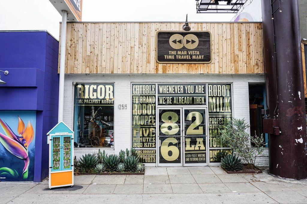 Time Travel Mart in LA