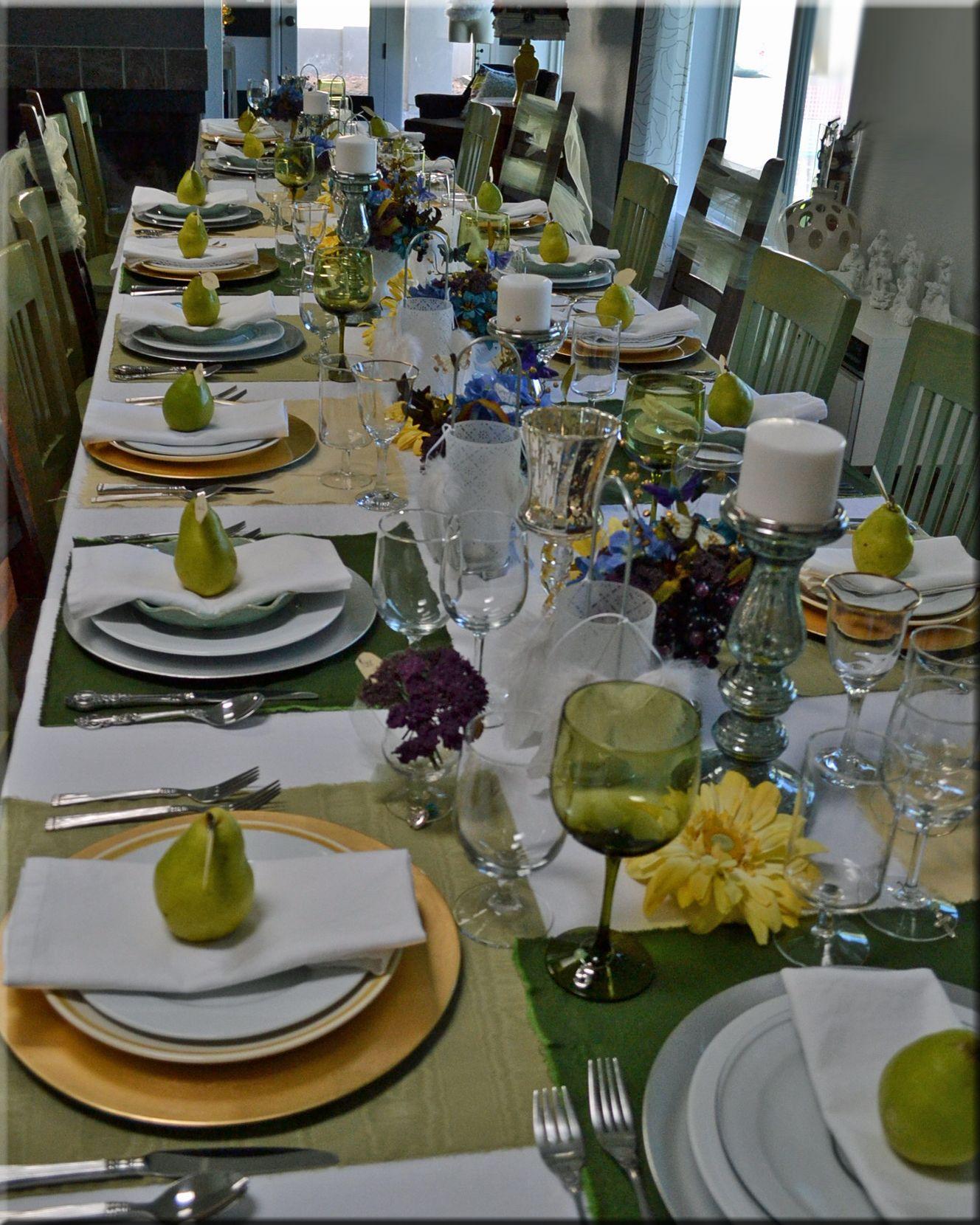 Thanksgiving Tablescape Thanksgiving Pinterest