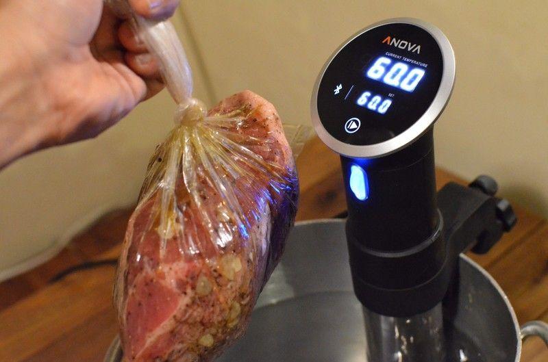 ローストポーク レシピ 低温調理