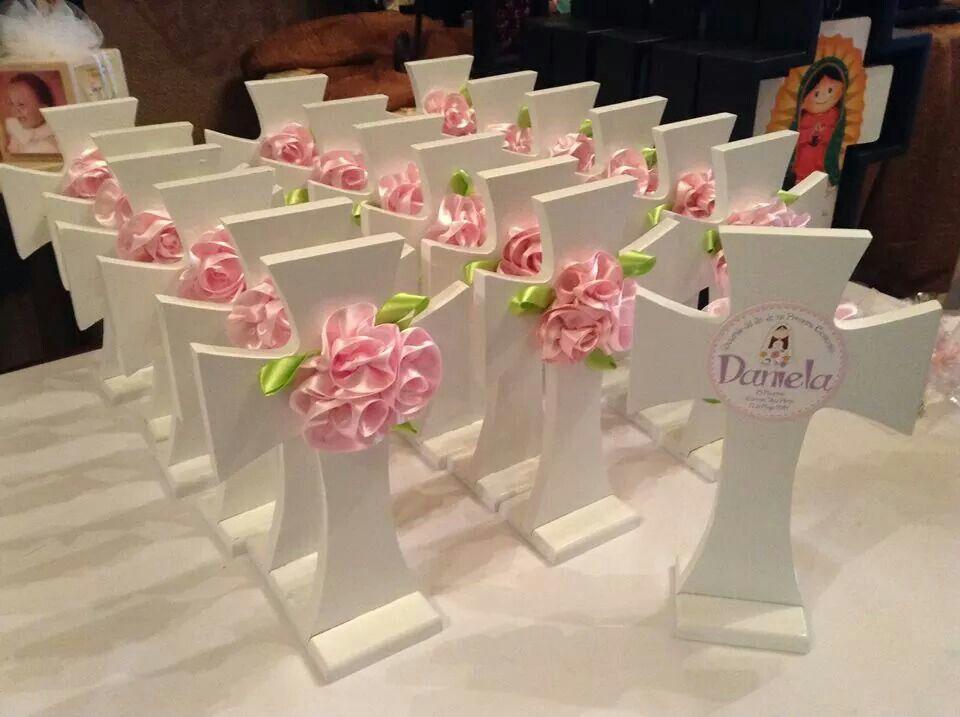 Centros de mesa para bautizo bautizo primera comunion pinterest - Como hacer centros de mesa para bautizo ...