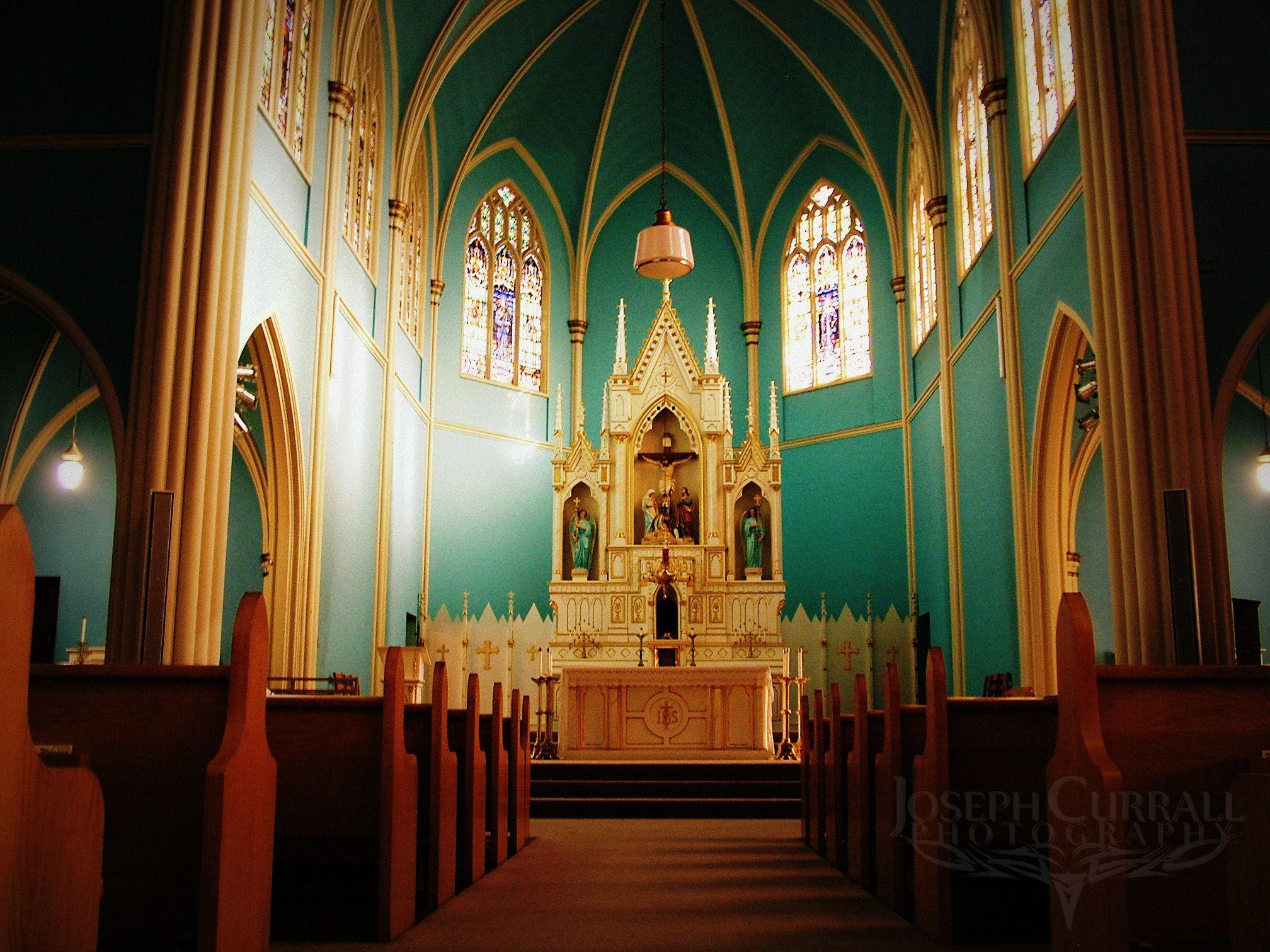 Holy Rosary Church, Tacoma, WA  I Love My Catholic Faith  Pinterest
