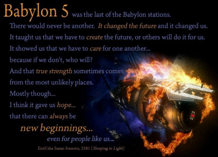 Babylon 5 Quotes About Love : Privacy, Terms & DMCA Contact