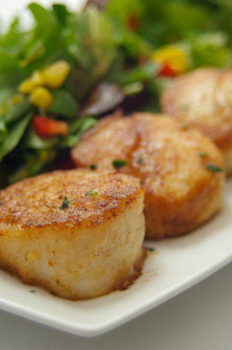 Rosebud Steakhouse Jumbo Sea Scallops | Rosebud Restaurant Group | Pi ...