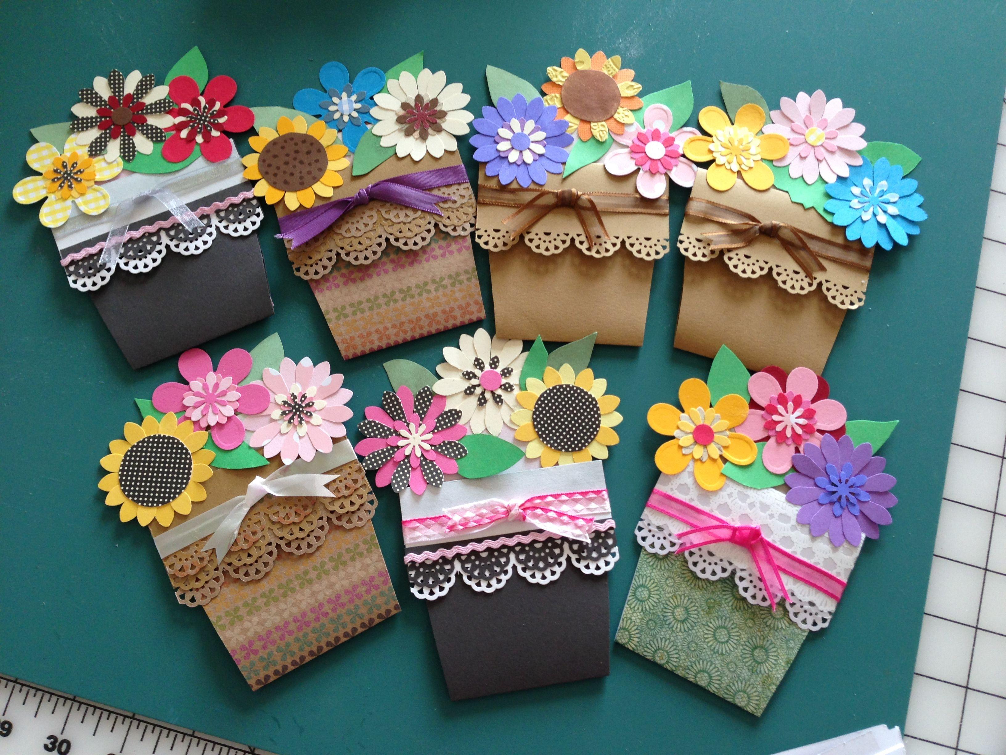 Pinterest Craft Ideas: .flower Pots