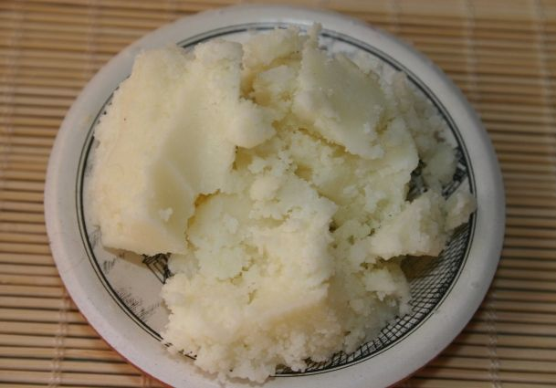 shea butter, масло ши (карите) ганна